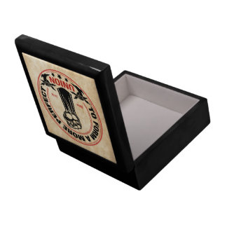 More Perfect Union 1016 Large Square Gift Box