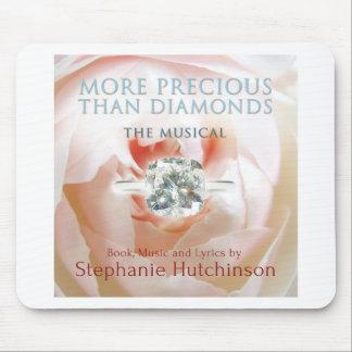 More Precious Than Diamonds: The Musical mousepad