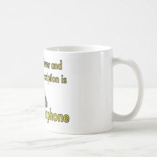 More Saxophone Mug
