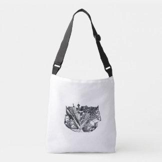 more shoulder bag - town center in 3 POINT