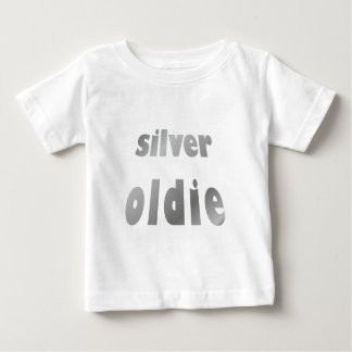 more silver oldie t-shirt