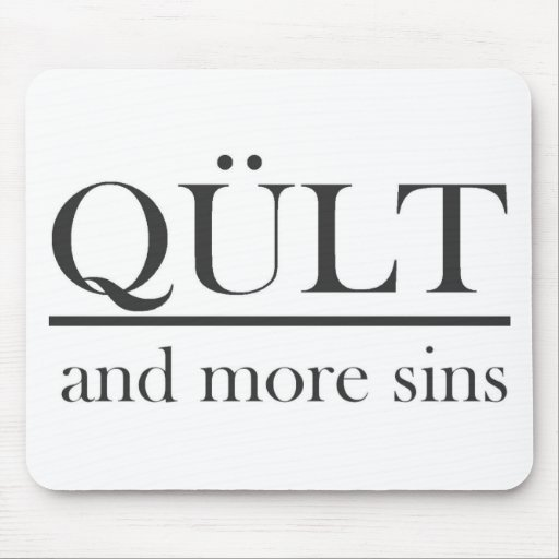 more sins mouse pads