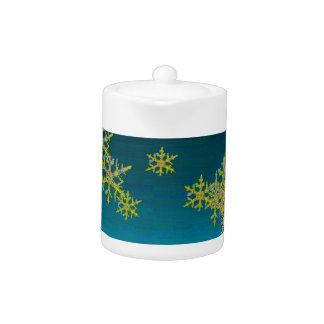 """MORE SNOW""TEAL BLUE ART DESIGN GIFTS"