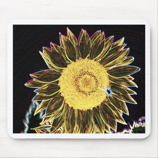 more sunflower mousepad