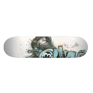 """More Than Meets the Eye"" Skate Deck"