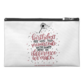 More Than Presents & Cake Accessory Bag