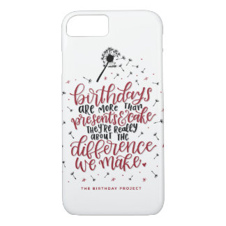 More Than Presents & Cake Phone Case