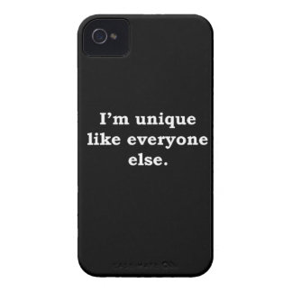 More Zen Anything Sayings - Unique iPhone 4 Case