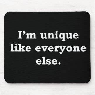 More Zen Anything Sayings - Unique Mouse Pad