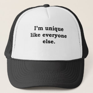 More Zen Anything Sayings - Unique Trucker Hat