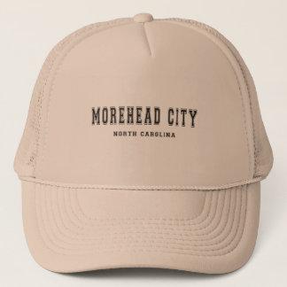 Morehead City North Carolina Trucker Hat