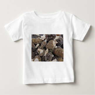 Morel Mushrooms Baby T-Shirt