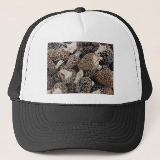 Morel Mushrooms Trucker Hat
