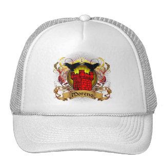 Moreno Family Crest Cap