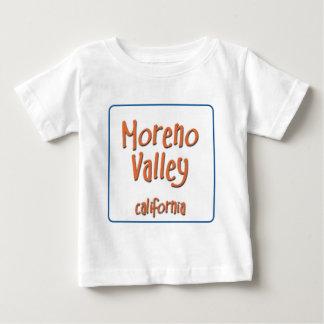 Moreno Valley California BlueBox Baby T-Shirt