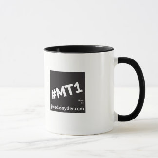 MoreThan1 11oz Mug (Blk on Wht)