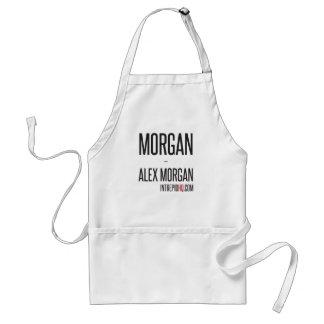 Morgan Alex Morgan Standard Apron
