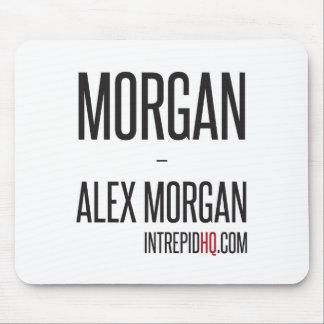 Morgan Alex Morgan Mouse Mat