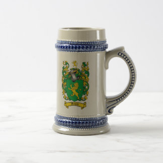 Morgan Coat of Arms Stein Mug