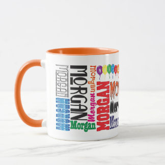 Morgan Coffee Mug