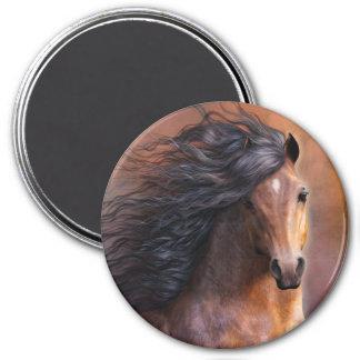 Morgan Horse Magnet
