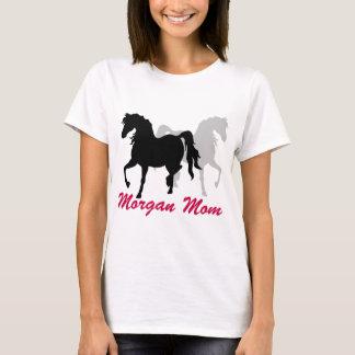 Morgan Horse Mom T-Shirt