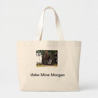Morgan Horse Products!! Jumbo Tote Bag