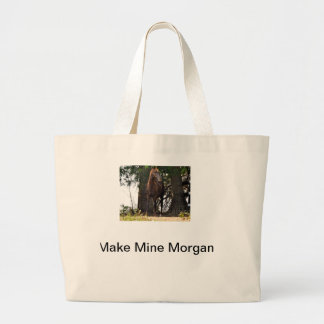 Morgan Horse Products!! Canvas Bags