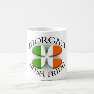 MORGAN IRISH PRIDE COFFEE MUG
