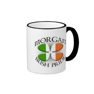 MORGAN IRISH PRIDE RINGER MUG