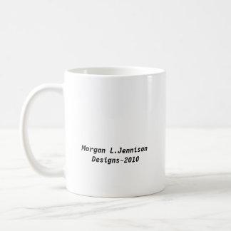 Morgan L.Jennison Designs-2010 Basic White Mug