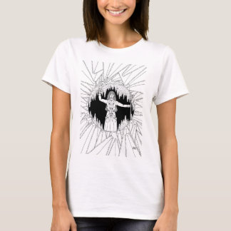 Morgan Le Fay B&W T-Shirt