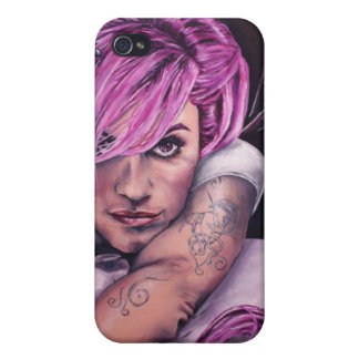 morgan le fay faery i phone 4 case iPhone 4 cases