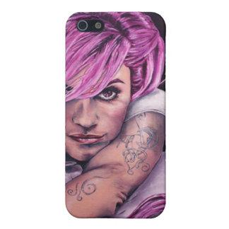 morgan le fay faery i phone 4 case iPhone 5 case