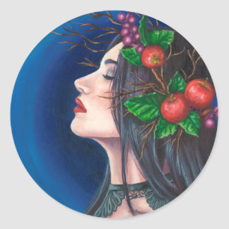 Morgan Le Fay Sticker