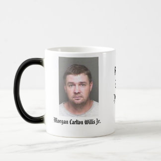 Morgan Morphing Mug