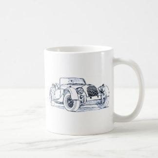 Morgan Plus 4 Mugs