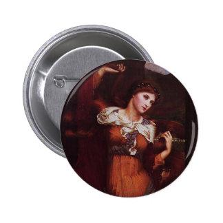 Morgana le Fay Morgan Pendragon Pinback Button