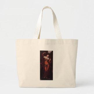 Morgana le Fay (Morgan Pendragon) Tote Bags