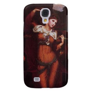 Morgana le Fay (Morgan Pendragon) Samsung Galaxy S4 Case