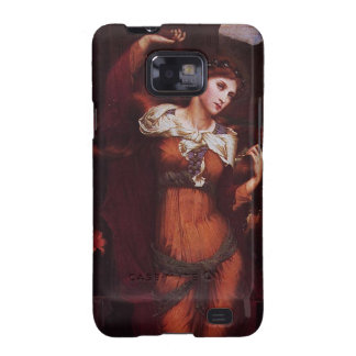 Morgana le Fay Morgan Pendragon Galaxy SII Covers