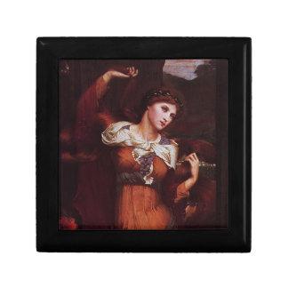 Morgana le Fay Morgan Pendragon Trinket Boxes