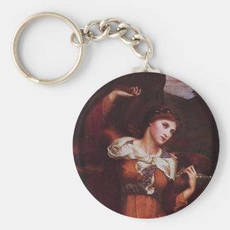 Morgana le Fay Morgan Pendragon Key Chains