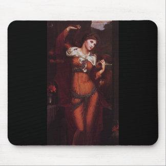 Morgana le Fay (Morgan Pendragon) Mouse Pad