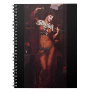 Morgana le Fay (Morgan Pendragon) Notebooks