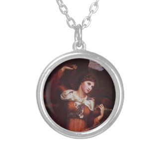 Morgana le Fay (Morgan Pendragon) Silver Plated Necklace