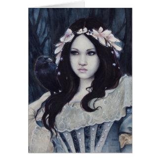 Morgana Le Fey Card