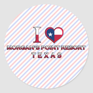 Morgan's Point Resort, Texas Stickers