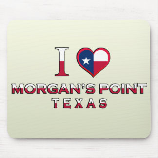 Morgan's Point, Texas Mouse Pad