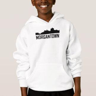 Morgantown West Virginia City Skyline